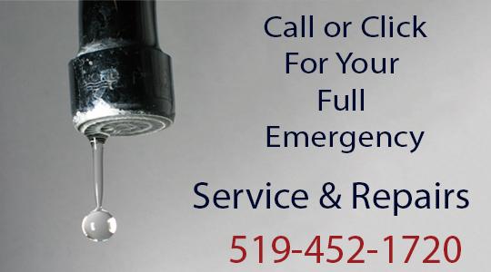 Plumbing Service Ad