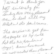 TR-Letter